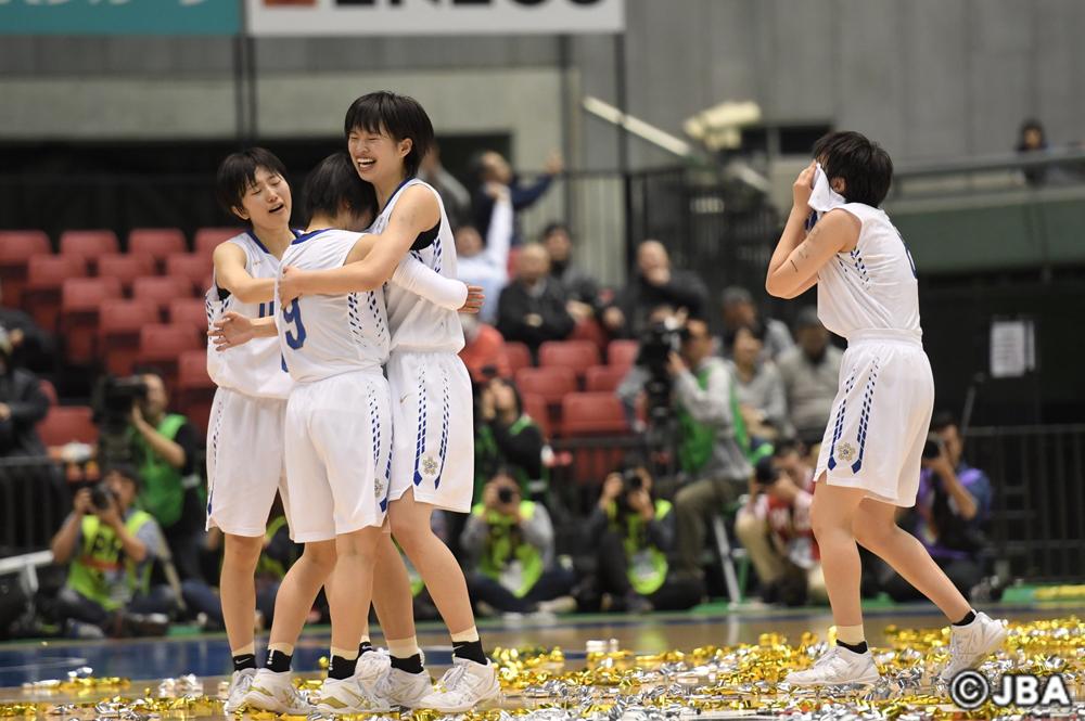 歴代最多の21回目の優勝を果たした桜花学園高校