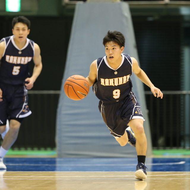 男子3回戦 延岡学園(宮崎) 68-67 洛南(京都)