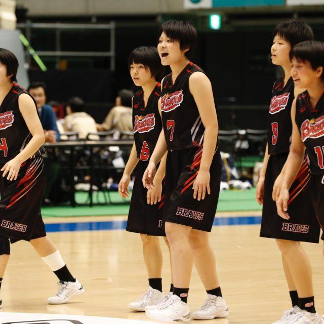 女子2回戦 昭和学院(千葉) 86-63 県立郡山商業(福島)