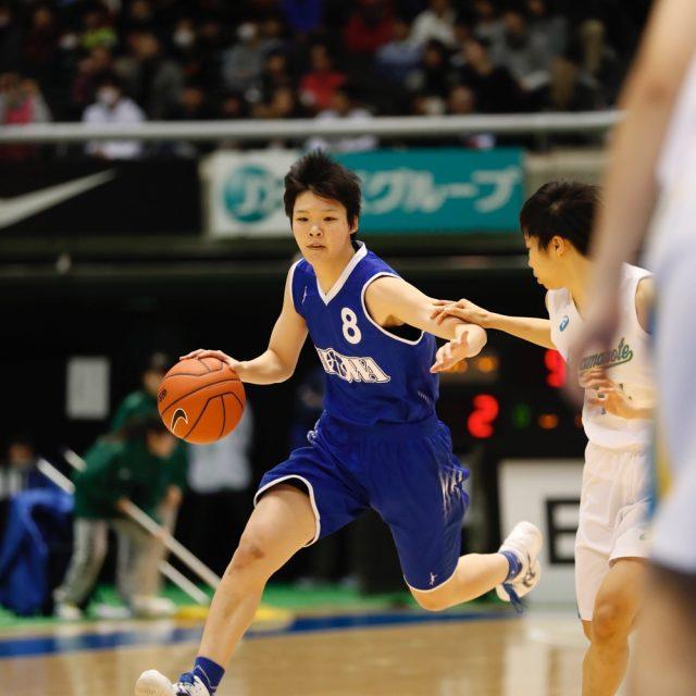 女子準々決勝 札幌山の手(北海道) 55-91 昭和学院(千葉)