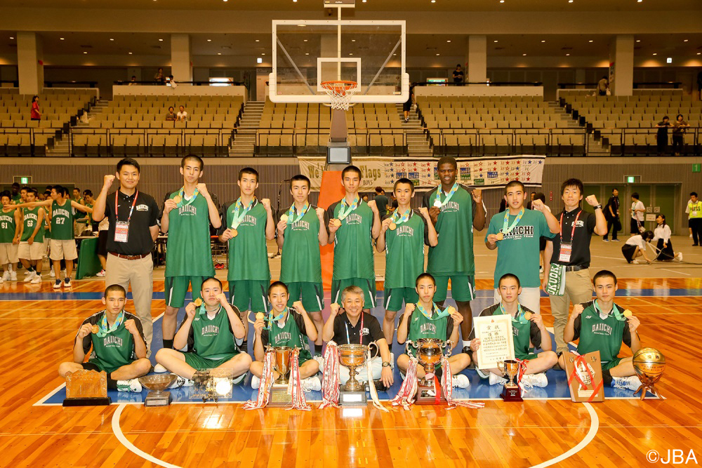 高校総体の男子は福岡第一が7年ぶりに日本一に!JX-ENEOSウインターカップ2016では第1シードとして挑む